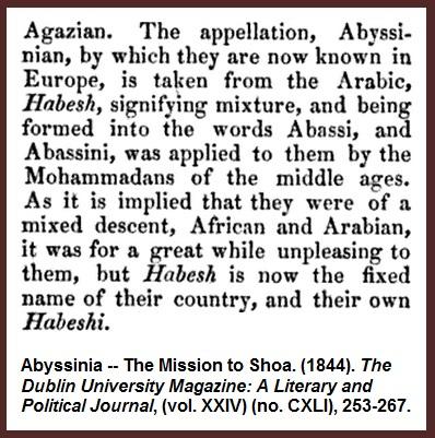 Abyssinia-Ethiopia-Habesha-Arabic