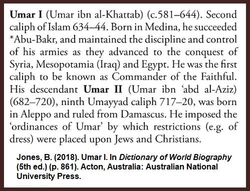 Jones-Umar-I-Umar-II-Umayyad