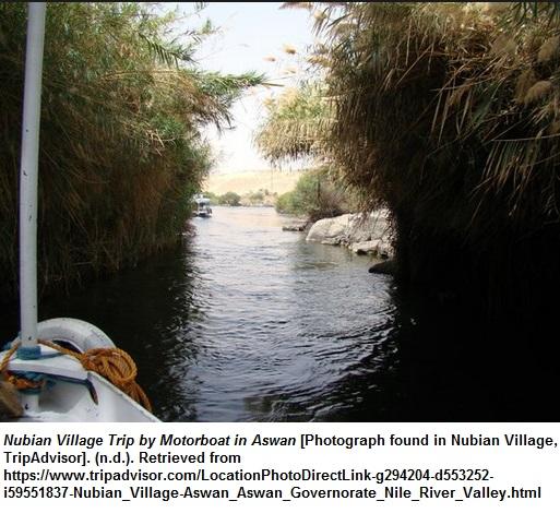 Nubian-boat-Nile-Marsh