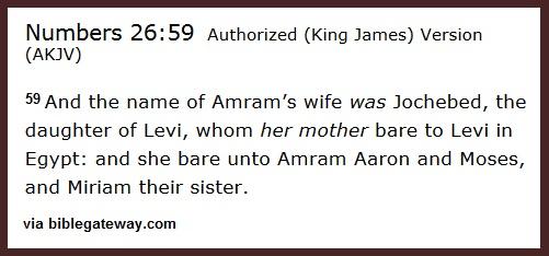 Numbers-Mariam-Aaron-Moses-Amran