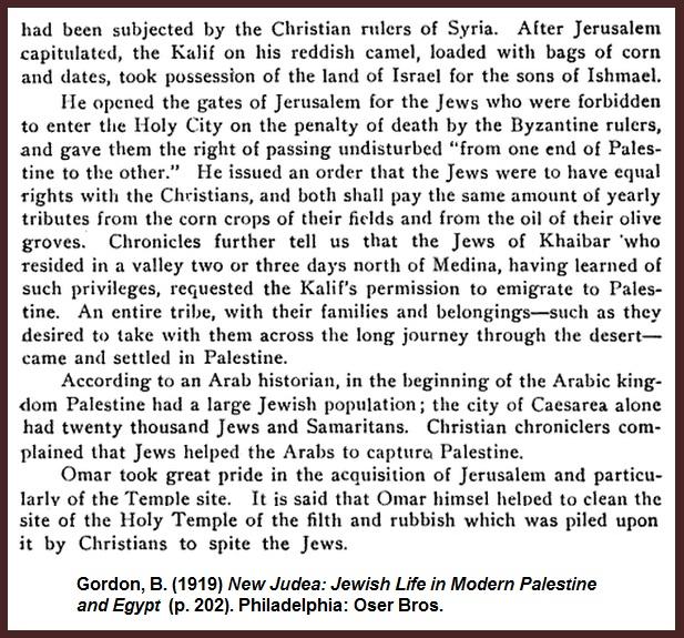 Gordon-Umar-Omar-Jerusalem-Temple-Jews