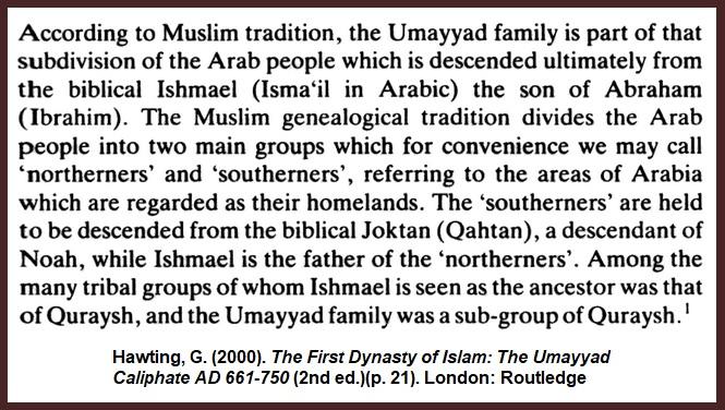 Hawting-Umayyad-Ishmaelites