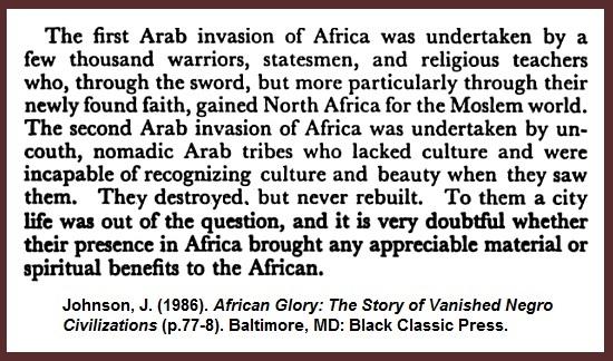 Johnson-Second-Arab-Invasion