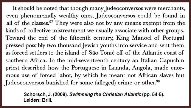 Schorsch-Jews-Portugal-Angola-Slaves