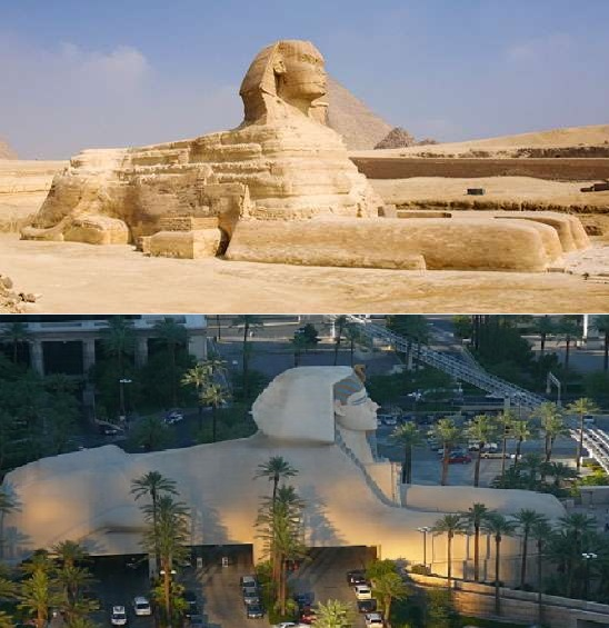 Sphinx-Egypt-Vegas