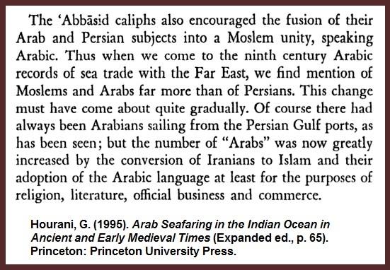 Hourani-Iranian-Arabs