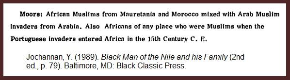 Jochannan-Moors-Definition-Pre