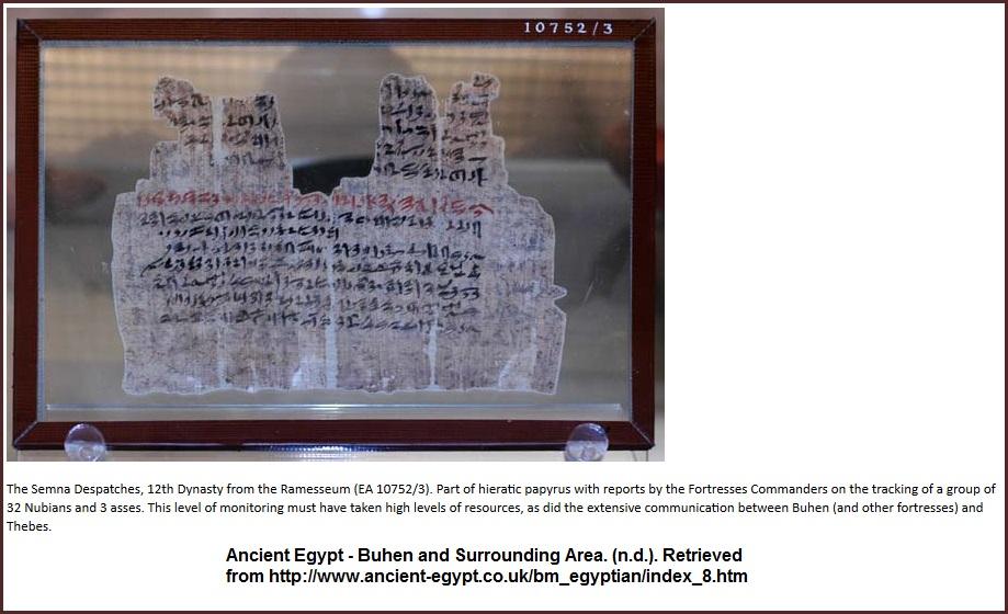 buhen-papyrus